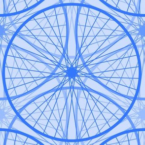 04658438 : cycling into the blue yonder