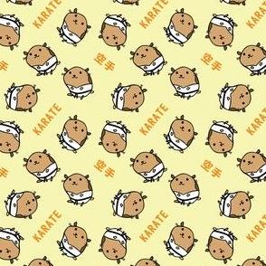 karate hamster