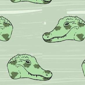 Alligator Heads