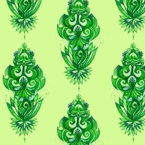 green_motif-green_bckgrd