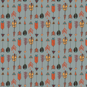 Tribal_Arrows