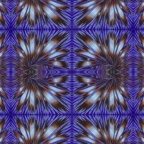 nautical palm print