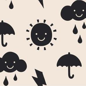 Happy Weather Mono