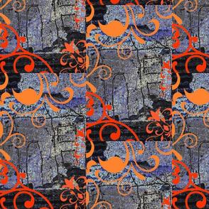 Romancing The Stone/orange