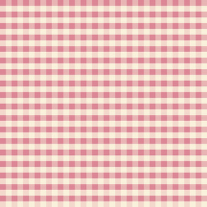 Gingham_Checks_Pink_1_inch