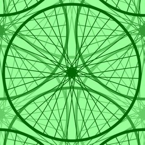 04662760 : a bicycle is green transport