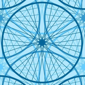 04662761 : blue sky cycling