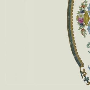edge - flower basket