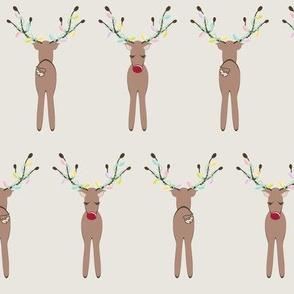 Reindeer Prance