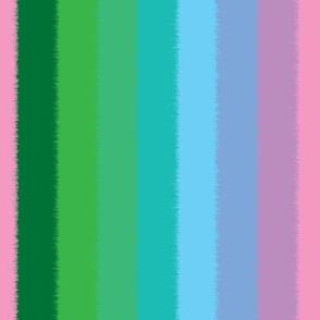 Danita's Green Rainbow