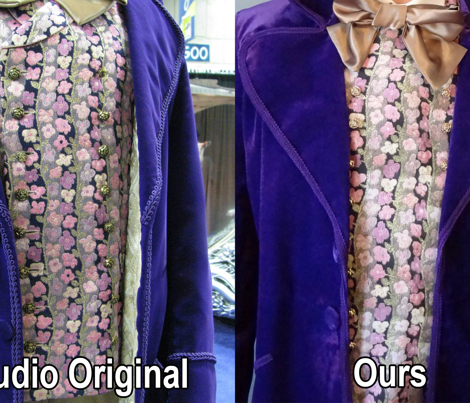 Willy Wonka Vest Pattern