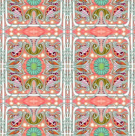 Window Box Garden fabric by edsel2084 on Spoonflower - custom fabric