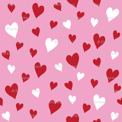 Heart to Heart (Pink)