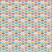 Donuts Multi Colour Tiny