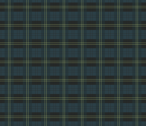 Tales of Zestiria school uniform fabric by nuigurumi on Spoonflower - custom fabric