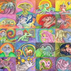 "Best of ""Snail Makes Art"""