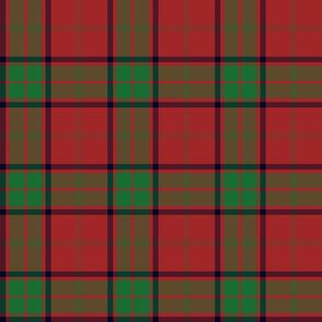 Maxwell clan tartan
