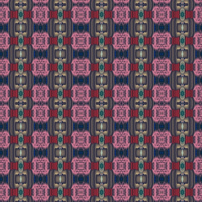 Kaleidoscope Pink Accents