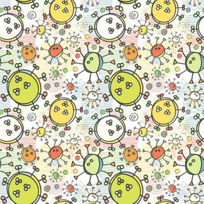 Happy Microbes