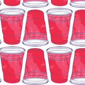 Red Solo Cup Pattern