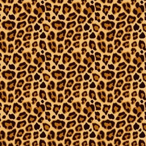 Leopard Pattern For Halloween Costume