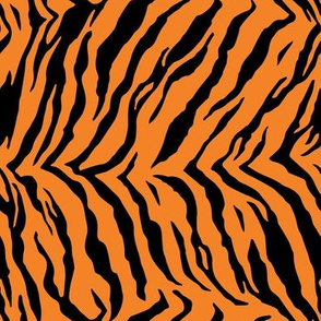 Tiger Halloween Costume Pattern