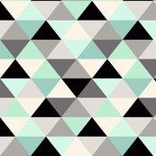 Triangle_geometric_pattern_mint_green_shop_thumb