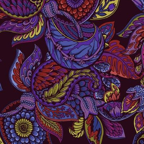 paisley dream midnight