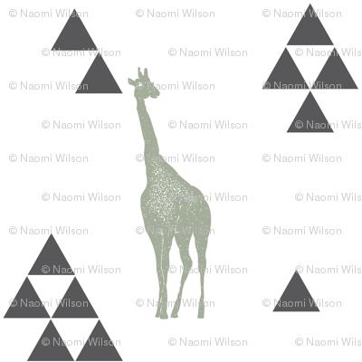 Geometric Giraffe in Sage