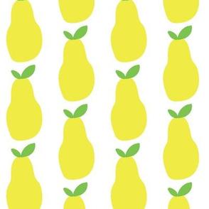 pears citron