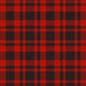 Red/Black Plaid