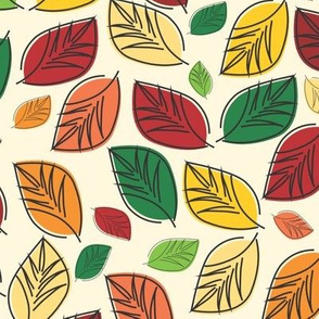 Fall Fluttering