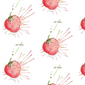 Strawberry Splat