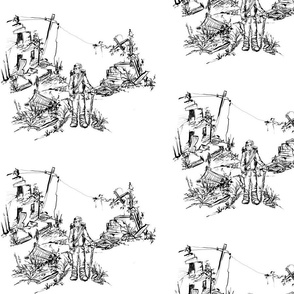 Post Apocalyptic Toile