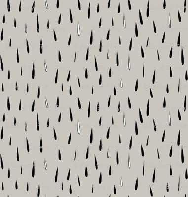 rain rain (black and tan)