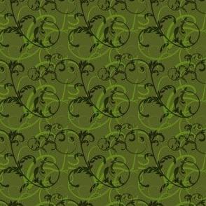 Vines Fabric