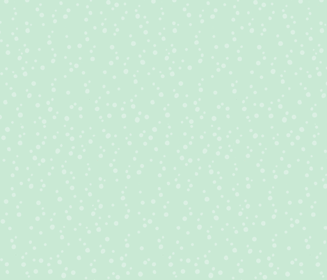 green bubbles fabric by doodleandhoob on Spoonflower - custom fabric