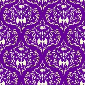 Wayward Baroque Purple Small