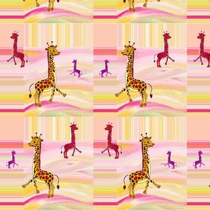 Pink_Giraffes