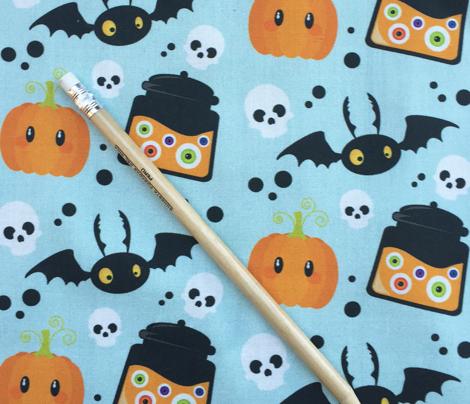 Wee Spooky Halloween - Mint