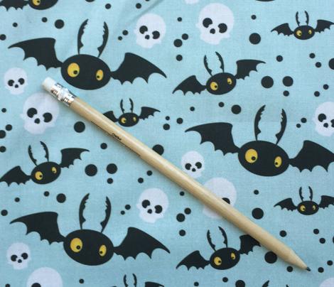 Wee Spooky Bats - Mint