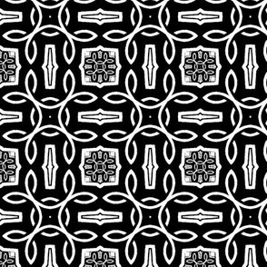 Celtic Knots in Black and White