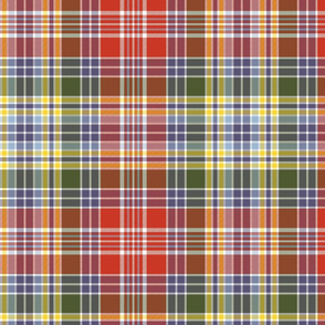Lasting tartan in Autumn colors