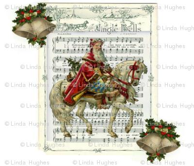 Jingle Bells Santa