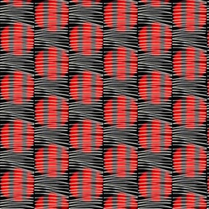 Striped Matrix Moons