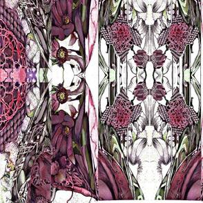 Lavendar Floral