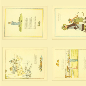 Under the Window: Pictures & Rhymes for Children by Kate Greenaway
