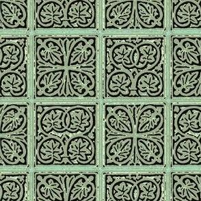 Byzantine Loeb Green