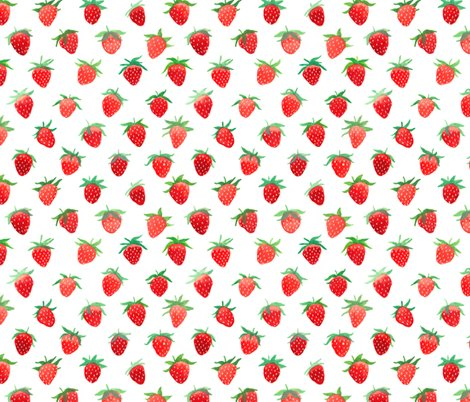 Rstrawberries_pattern_white_600dpi_shop_preview