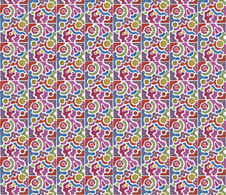 Cosmic color 1 fabric smp creations spoonflower for Cosmic print fabric